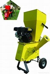China gasoline engine Chipper Shredder