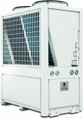 commercial cycle heating heat pump