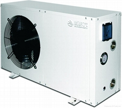 spa heating heat pump