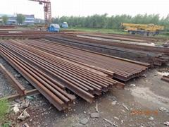 Steel Rail Scrap