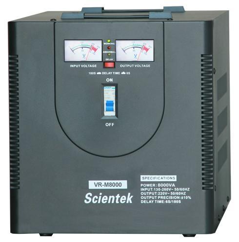 Voltage Regulator 8000VA 1
