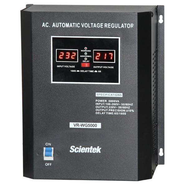 Voltage Regulator 5000VA 1