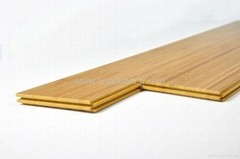 Solid Vertical Bamboo Flooring