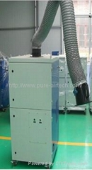 Mobile Welding Fume Purifier With CE Certificate
