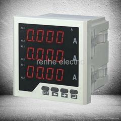 單相智能可編程交直流電流電壓表數顯表