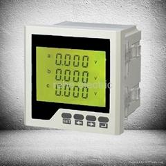 單三相智能可編程交直流電流電壓表數顯表