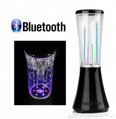 Wireless bluetooth water speaker