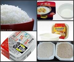 保鲜加热即食产品包装盒