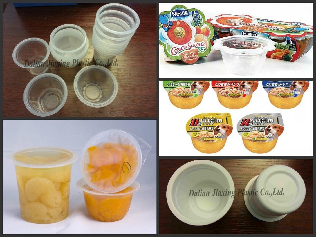 Baby Food Packaging Containers