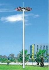 四季照明風光互補太陽能路燈