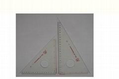 25cm Set square