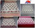 Acrylic Mink Blanket 100% Polyester Weft