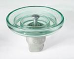 Toughened Glass Suspension Insulator(U160BL)