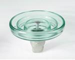 Toughened Glass Suspension Insulator Anti-fog (U100BLP)