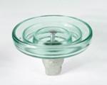 Toughened Glass Suspension Insulator Anti-fog (U120BP)