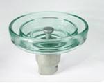 Toughened Glass Suspension Insulator Anti-fog (U160BP)