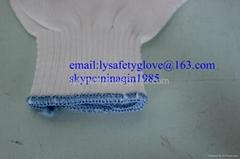 7 Gauge Cotton knitted  working gloves