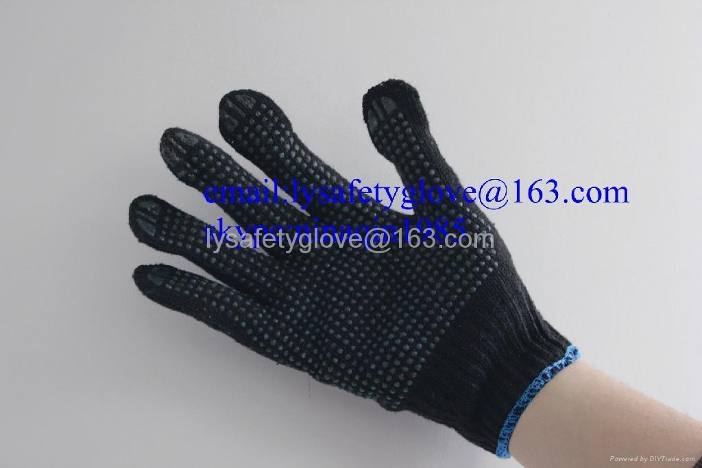 7 Gauge Cotton knitted  working gloves  4