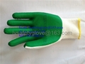 RUBBER COATED HAND GLOVES  4