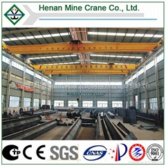 High Quality Single Girder Overhead Crane with Electric Hoist