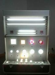 Aluminum LED display cases/Exhibition Cases/Tool Cases/Instrument Cases/Showcase