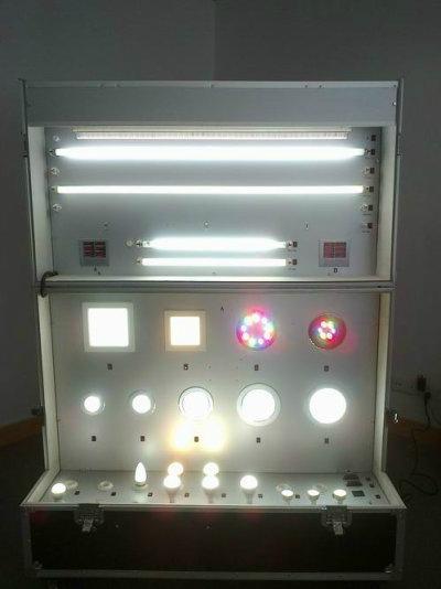 aluminum led display cases exhibition cases tool cases instrument