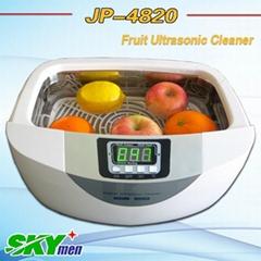 洁盟JP-4820水果 医疗器械超声波清洗机