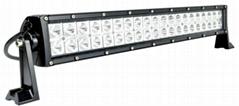 120W Cree LED Light Bar