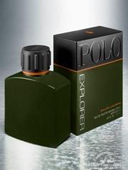 Original Fragrance perfu_mes by Po lo for Men EDT Spray 4.2 oz