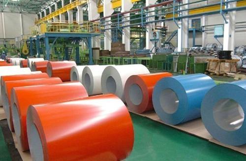 PPGI-prepainted steel coils 4