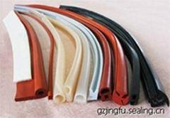 各种硅胶橡胶条