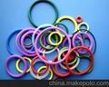 各种硅胶橡胶圈