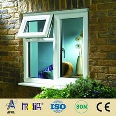 pvc awning windows