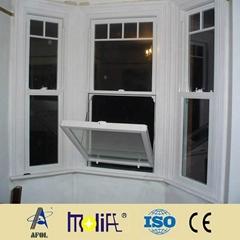 PVC turn-tilt window