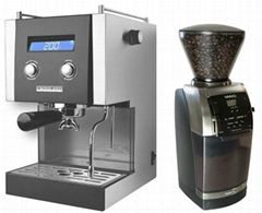 Crossland Coffee CC1 and Baratza Vario Grinder Package