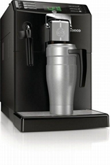 Saeco Minuto Automatic Espresso Machine & Coffee Maker