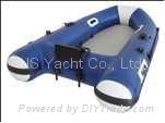 充氣釣魚船 2