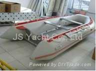 運動船-鋁合金地板 5