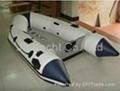 運動船-充氣地板 2