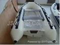 運動船-玻璃鋼 2