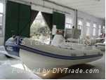 運動船-玻璃鋼 3