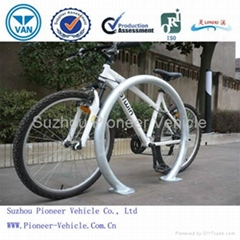 High Quality Circle Bicycle Rack
