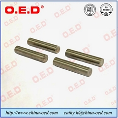 unpolished durable carbide rod blank