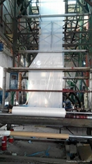 Agricultural Metallocene polyethylene Three-layer  Greenhouse Film