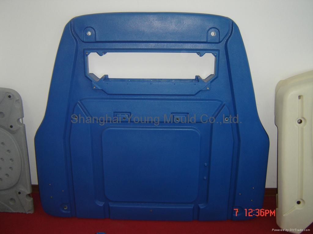 滚塑油箱 2
