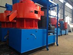 CE approved TY1000 ring die wood pellet mill