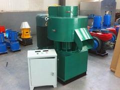 CE approved TY450 ring die wood pellet mill