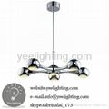 rustic pendant lighting led chandelier 6