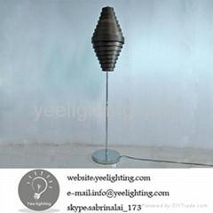 bamboo floor lamp rustic floor lamp e27 60w black fabrica de iluminacion