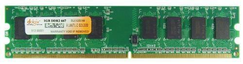 Dolgix Desktop DDR2 1 GB 667MHz PC2-6400 Memory Module 1